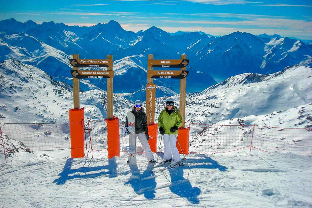 Cheap Ski Holiday Alpe d'Huez Sarenne